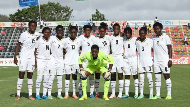 Ghana's U20 female national team