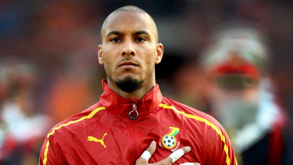 Adam Kwarasey might not play for Ghana again