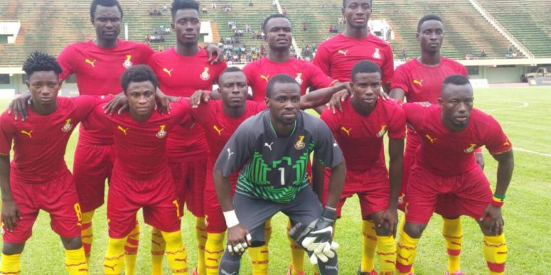 Ghana held Burkina Faso in Ouagadougou