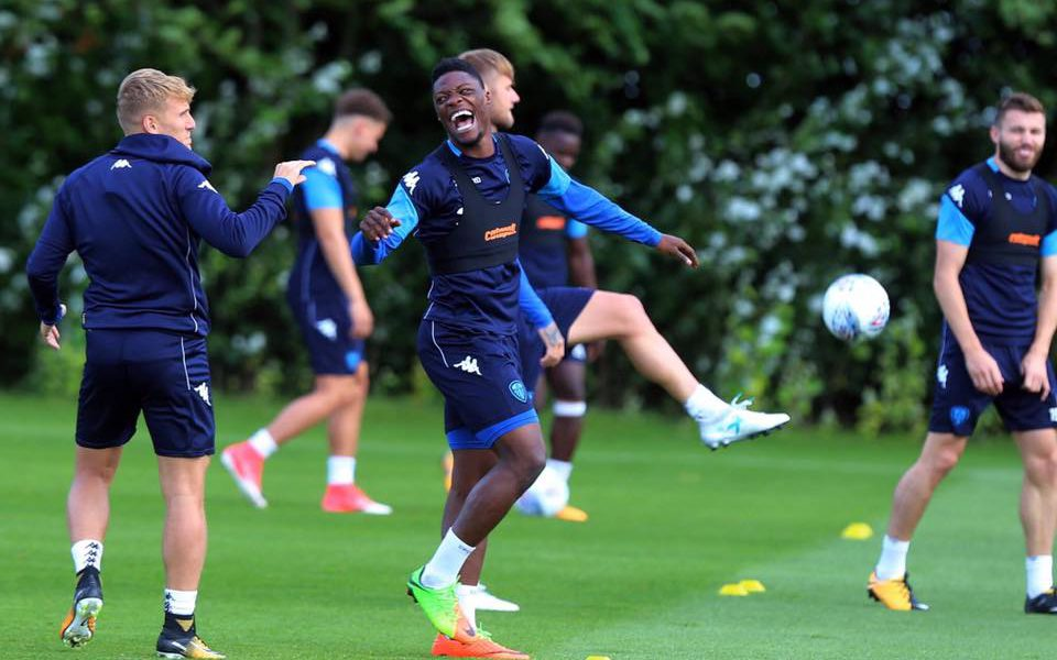 Caleb Ekuban wants to help Leeds United with his experience