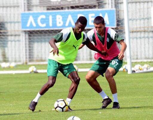 Atta Kofi has been promoted by Paul Le Guen at Bursaspor