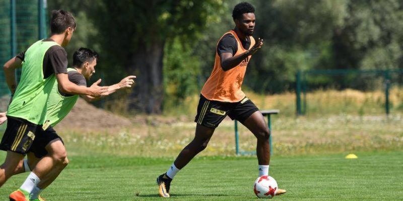 Benjamin Tetteh is focused at Czech side Bohemians