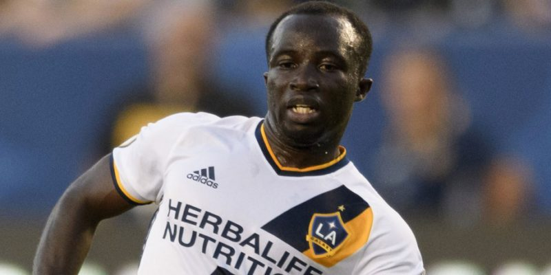 Ema Boateng scored for LA Galaxy