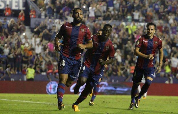 Emmanuel Boateng shines as Levante hold Real Madrid