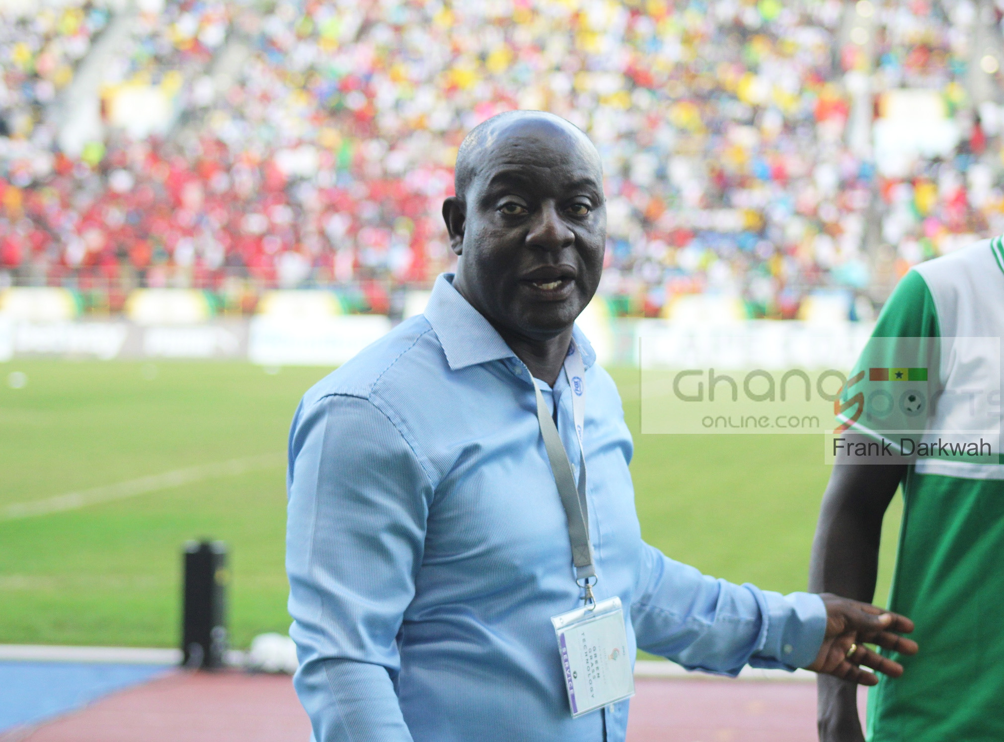 Green grass expert Frank Boahene earns praises for pitch maintenance in WAFU competition