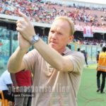 Coach Frank Nuttal reiterate desire to win GPL with Hearts of Oak