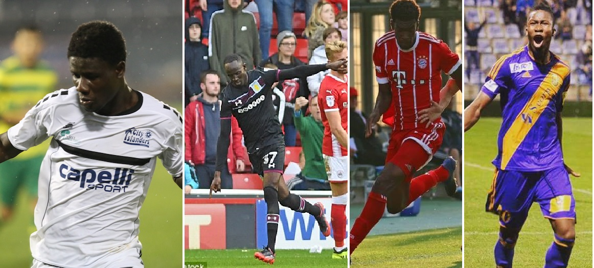 Ghanaian players abroad