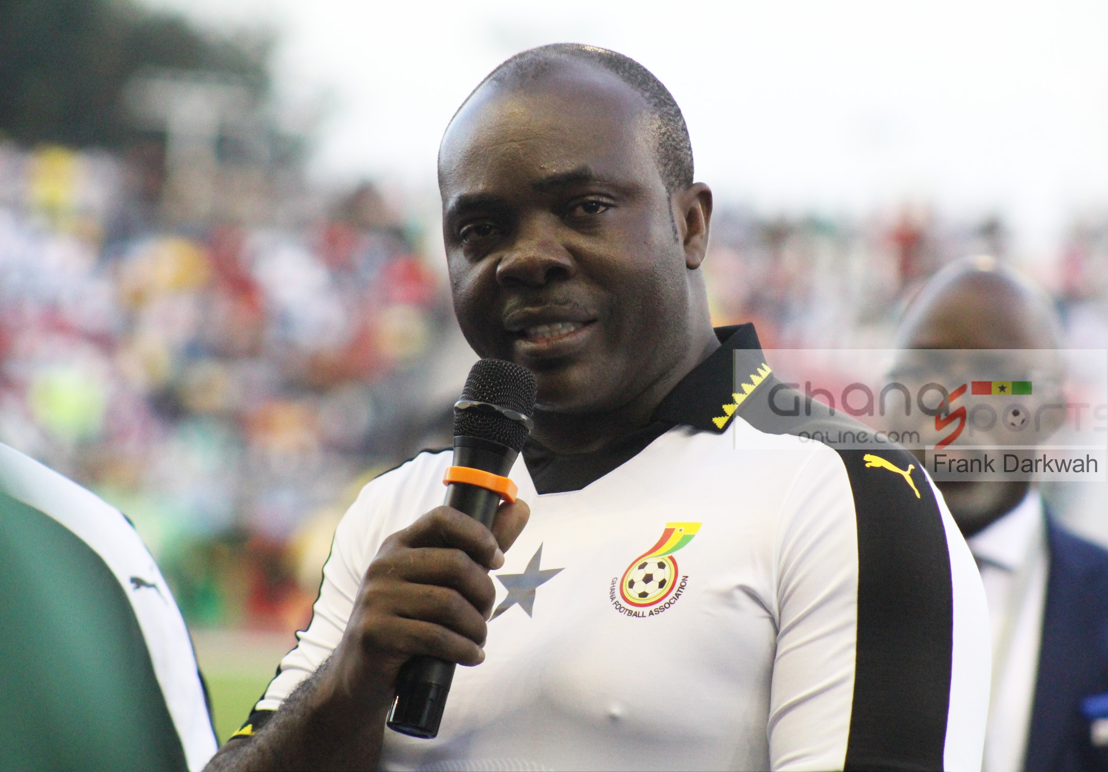 Sports Minister Isaac Asiamah insist Ghana is ready to host 2018 CHAN tournament