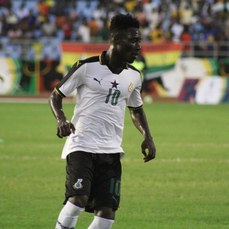Winful Cobbinah excels for Ghana
