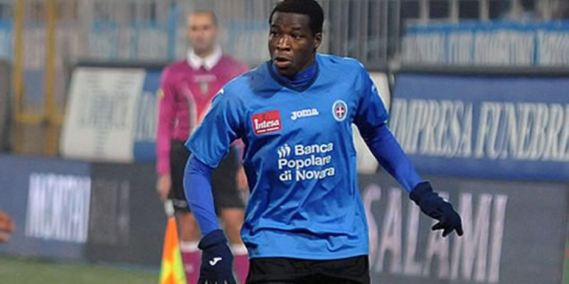 Massahudu Alhassan has left Perugia