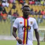 Vincent Atinga refuse Hearts contract extension as player look set to join FK Austria Vienna