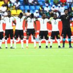 Ghana drops on latest FIFA Ranking