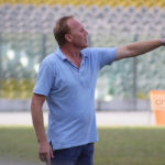 Hearts of Oak SACK Coach Frank Nuttal