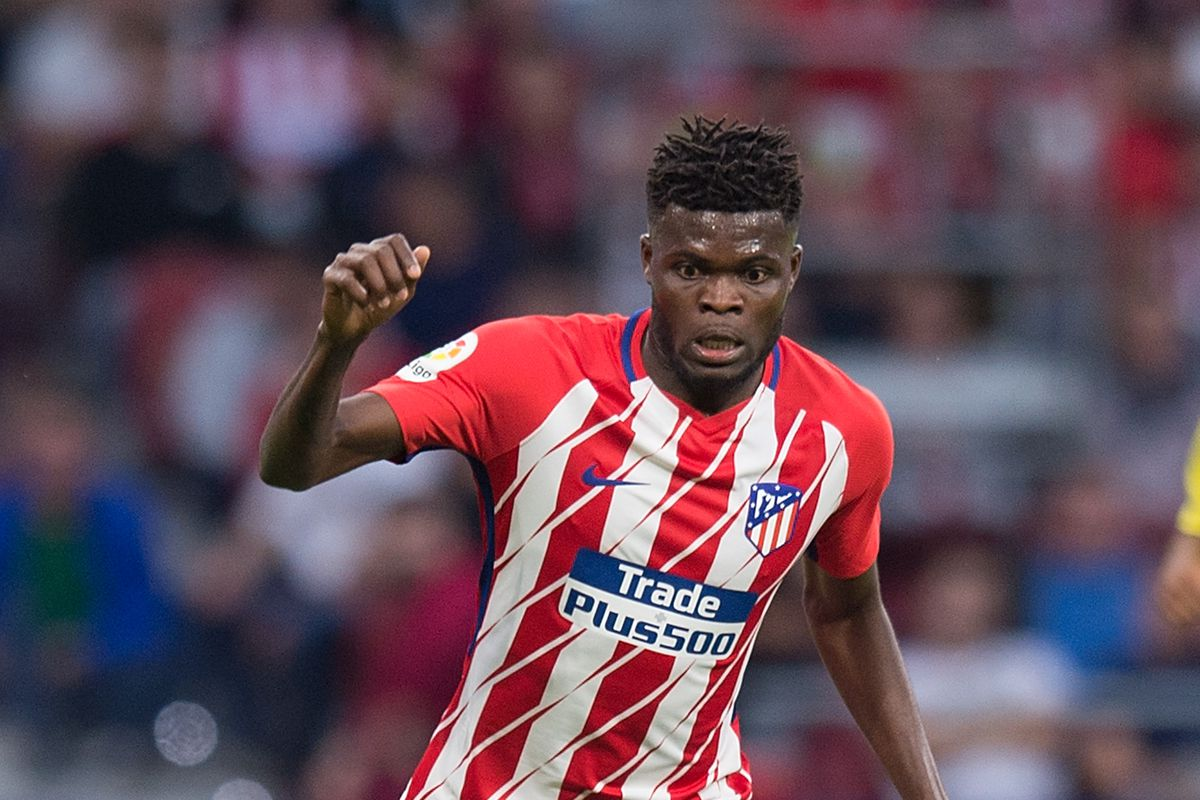 Thomas Partey Shines In Atletico Madrid S Home Win Over