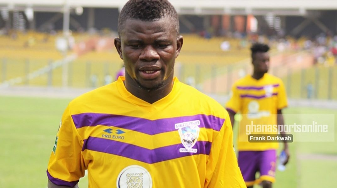 Medeama SC midfielder Kwasi Donsu set to join American club