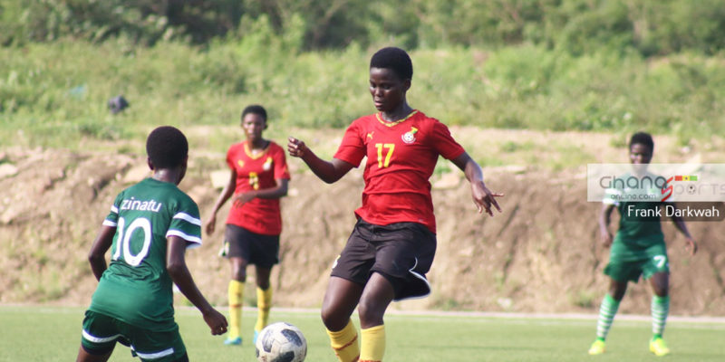 Black Queens invite Ghanaian duo Pearl Boamah And Barikisu Alhassan after being dropped from Princesses squad For World Cup