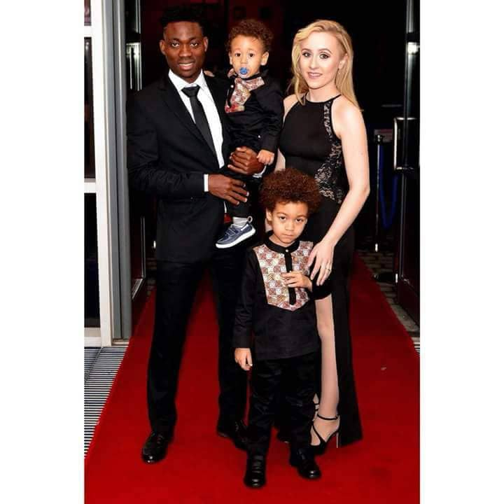 Picture of Christian  Atsu Family , called Claire, Lil