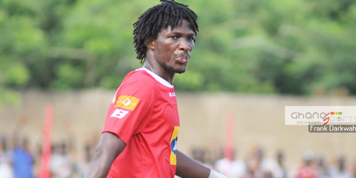 Songne Yacouba nets brace as Kotoko beat Berekum Chelsea 3-0 in