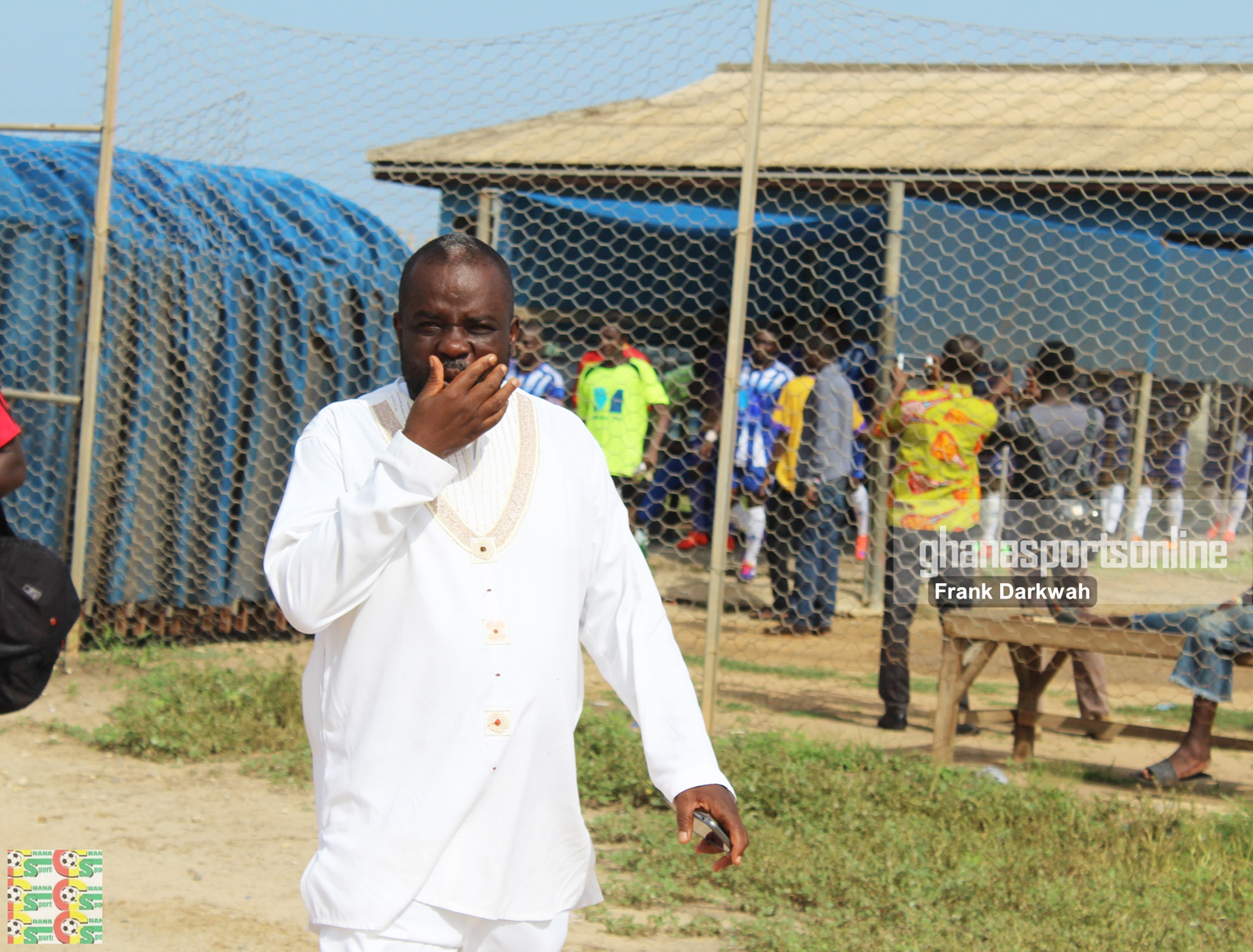 FIFA's decision was one sided but we know our investment are safe now- Osei Palmer
