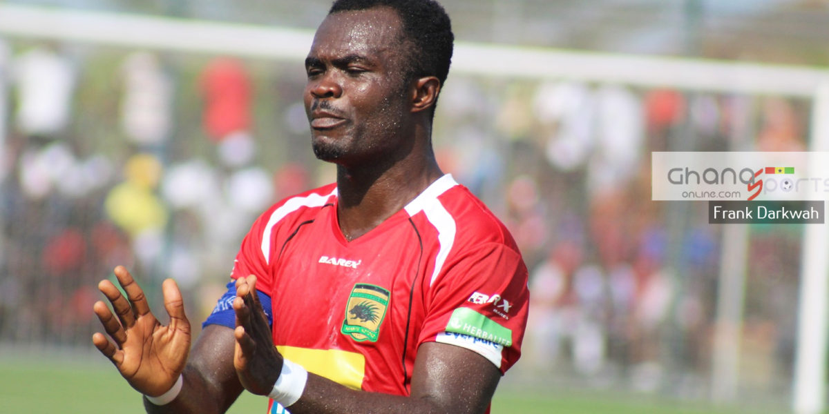 CAF Confederation Cup: Kotoko expect a difficult game from Zesco United - Amos Frimpong