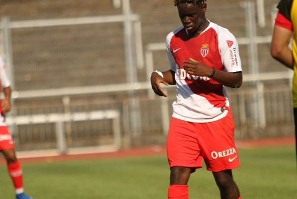Ghanaian prodigy Duah-Adusei plays cameo role in AS Monaco 2-1 loss to Atletico Madrid