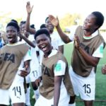 VIDEO: South Africa joins Black Maidens to celebrate victory over New Zealand at FIFA U17 WWC