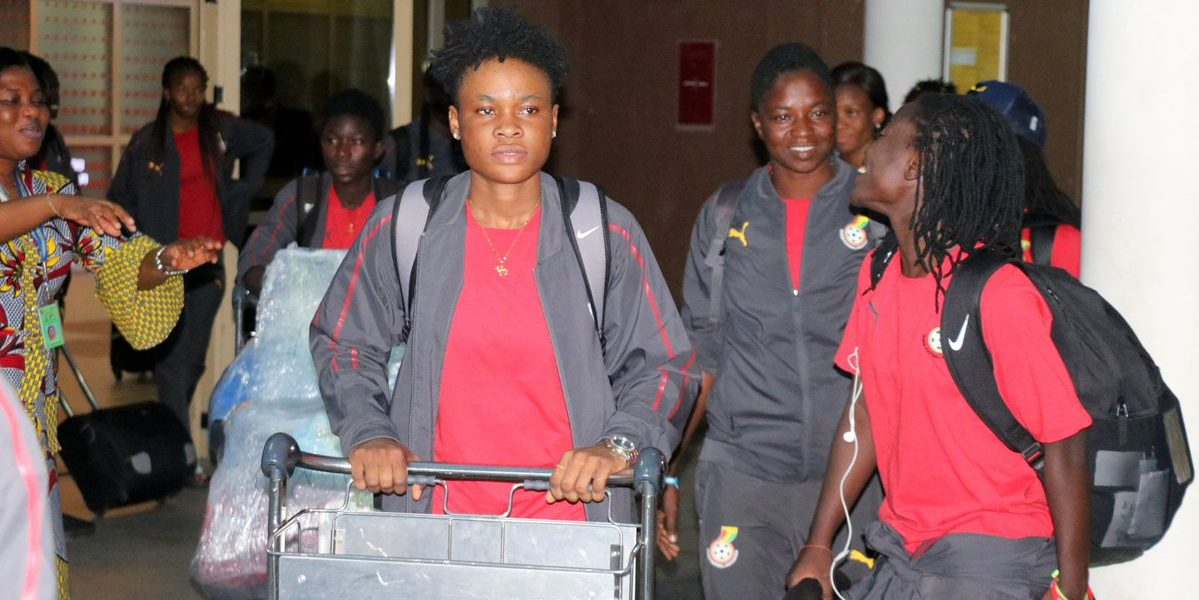 Black Queens arrives in Ghana today after pre-AWCON tour in Zambia