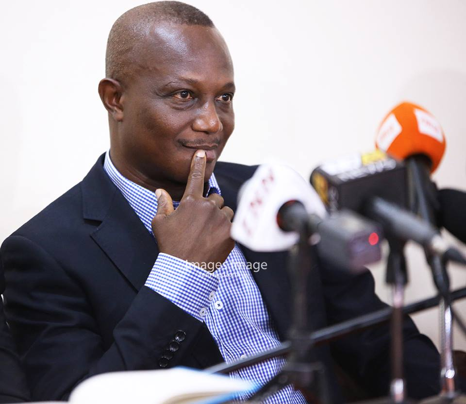 CONFIRMED: Black Stars Coach Kwesi Appiah gets six Months contract extension