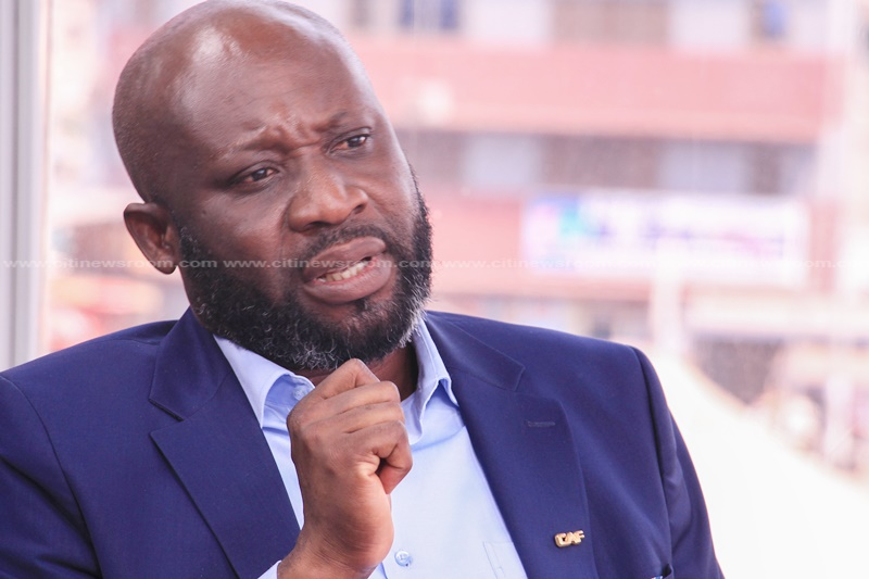 George Afriyie is leading the race to become next Ghana FA President