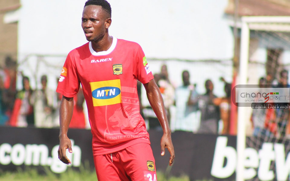 Asante Kotoko to fly Richard Senanu to Germany for surgery