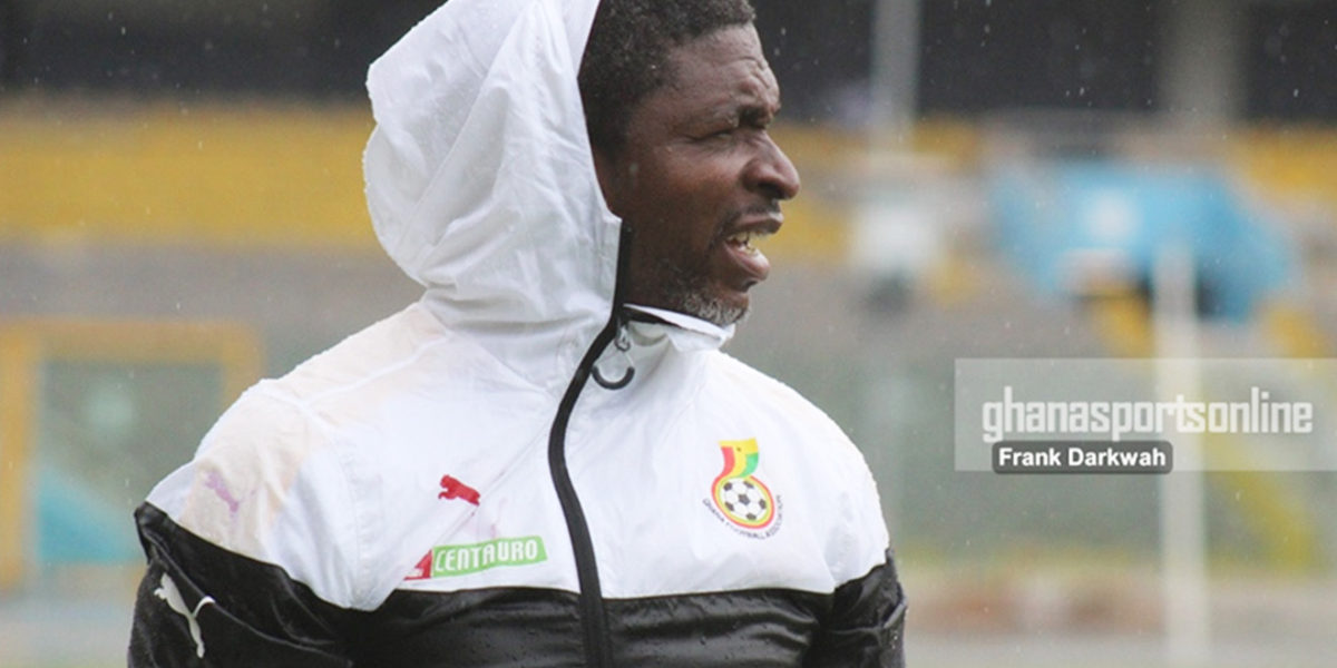 Maxwell Konadu stripped off Black Stars assistant Coaching role, Didi Dramani takes over – Ghana Sports Online Maxwell Konadu 45 1200x600