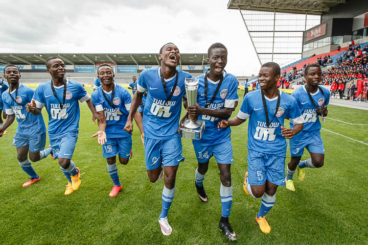 """Man City facing punishment over """"illegal"""" links with Ghana academy side Right to Dream – Ghana Sports Online wpid RTDwinManU"""