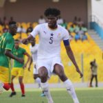 Ghana midfielder Thomas Partey counting on luck and unity to win AFCON 2019