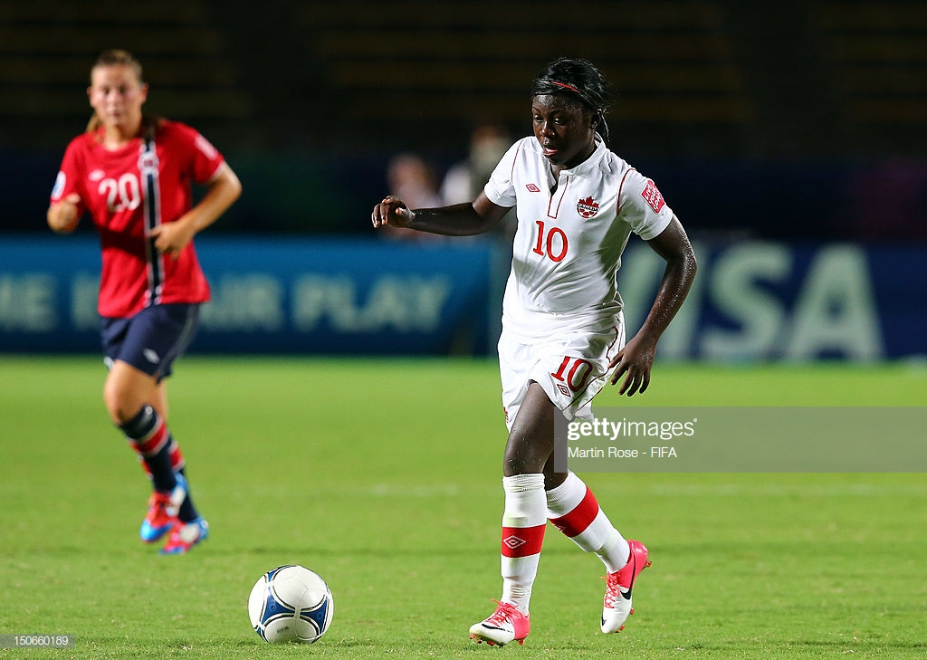 I'm ready to represent Ghana - IFK Kalmar forward Christabel Oduro