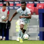 Rocky Joseph Aidoo ward off injury fears to help Celta Vigo in vital draw with Atletico Madrid