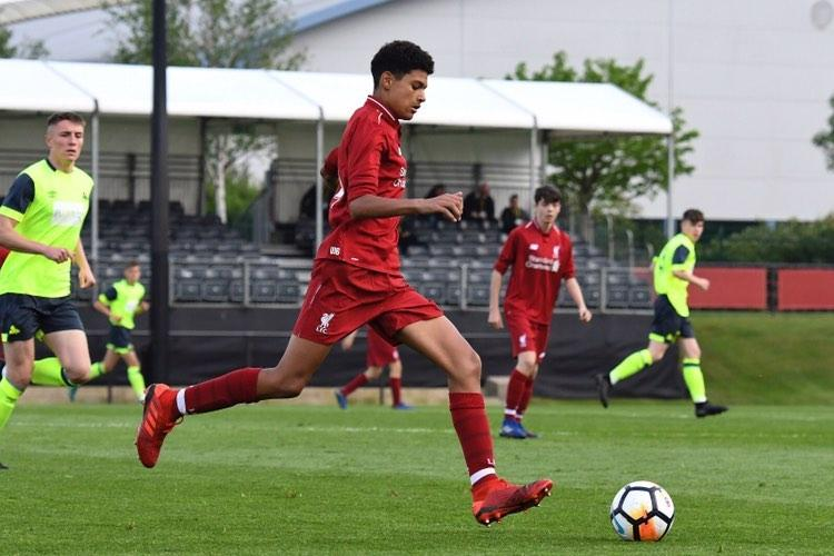 Exclusive Interview Liverpool S Jarell Quansah On The Attitude To Succeed And Talks Up The Determination To Reach Virgil Van Dijk S Heights Ghana Sports Online