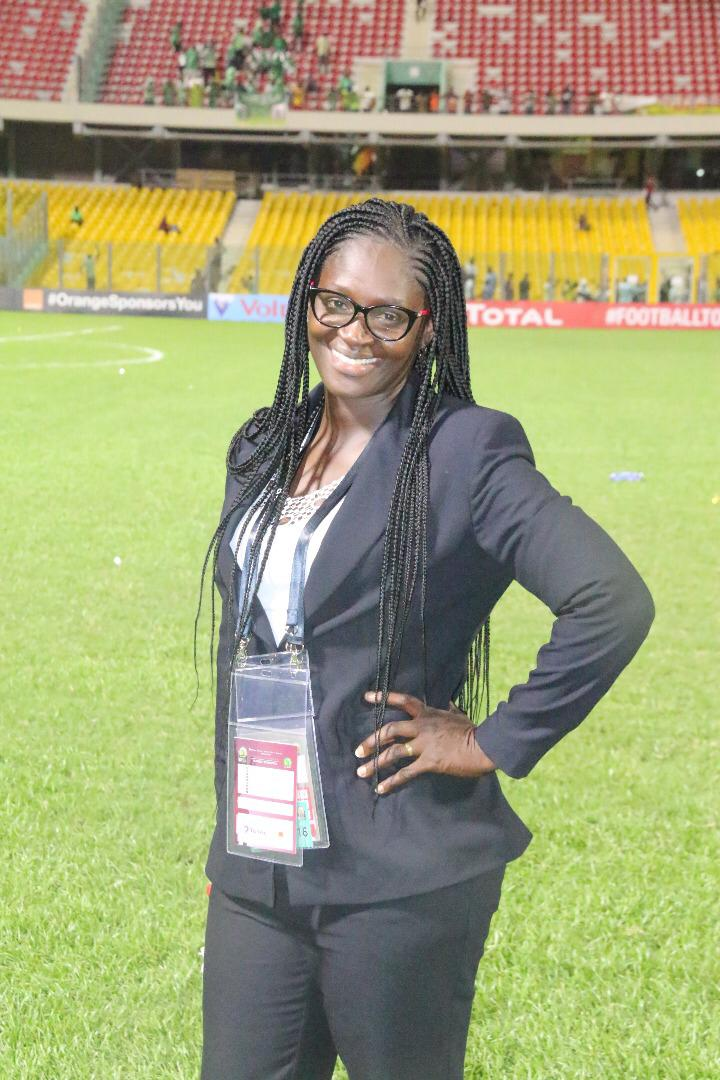 One Region One Bus – Ghana FA ExCo elections candidate Evelyn Nsiah promises to ensure bus availability for women's clubs