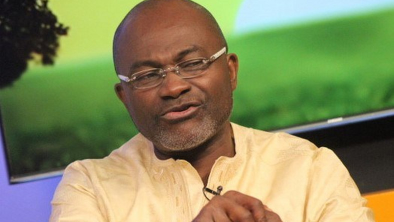 Please vote massively for George Afriyie – Hon. Kennedy Agyapong ...