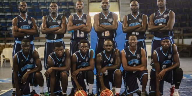 BASKETBALL: Braves impresses in second half and beats Adenta Leopards to title
