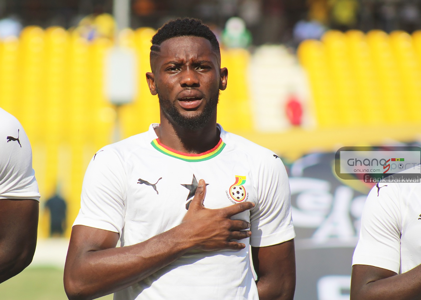 Black Meteors defender Kingsley Fobi disappointed in team's failure to  qualify for Tokyo 2020 – Ghana Sports Online
