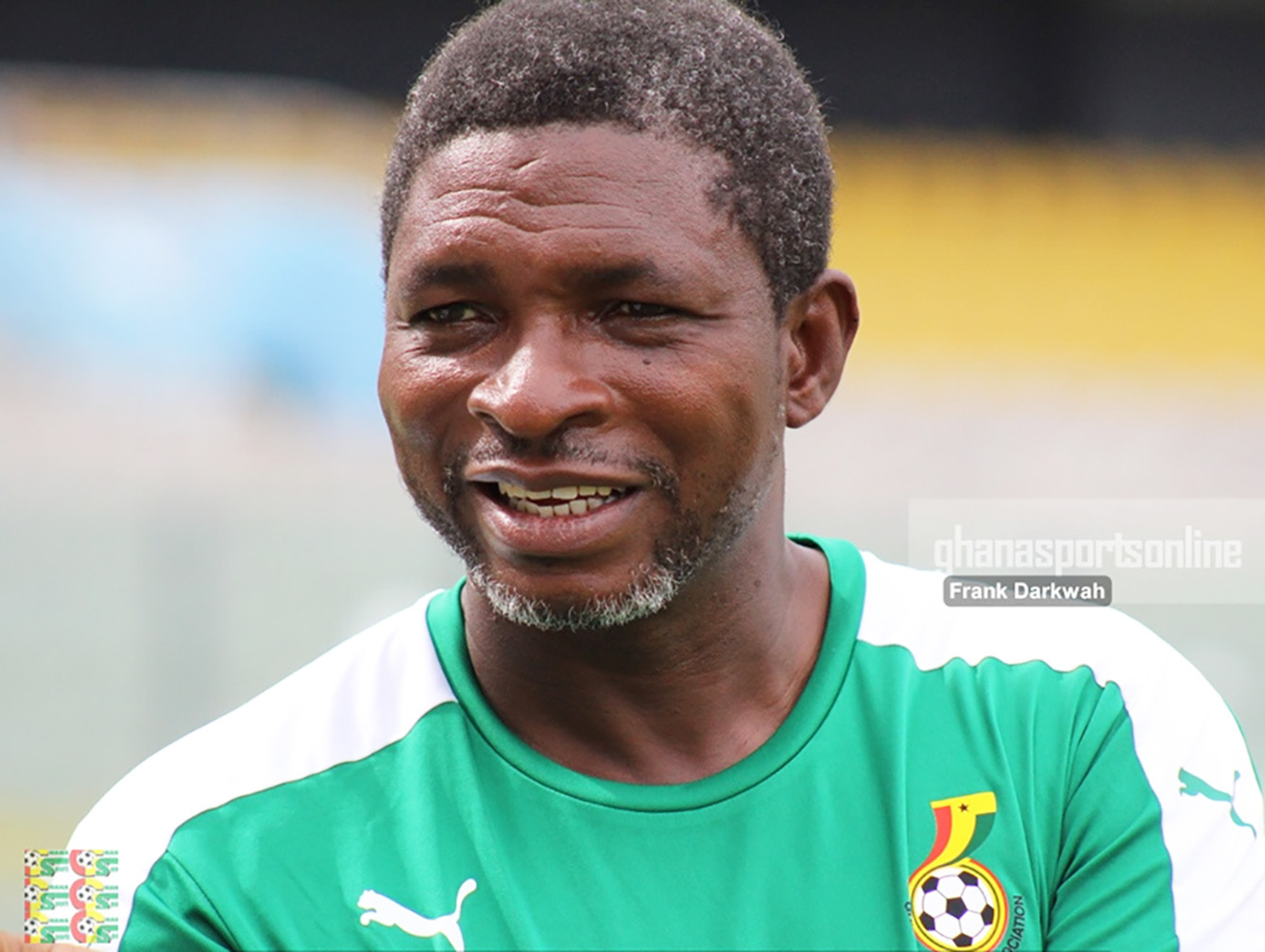 Newly-appointed Kotoko Coach Maxwell Konadu faces first test against rivals Hearts of Oak