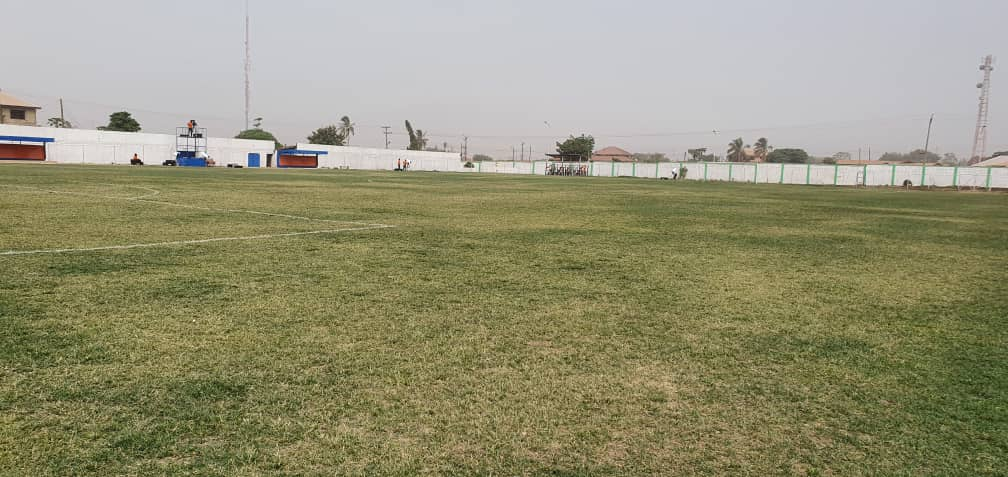 The USD22,000 cost of refurbishment of the facility has not been paid and the contractor could force its shut down