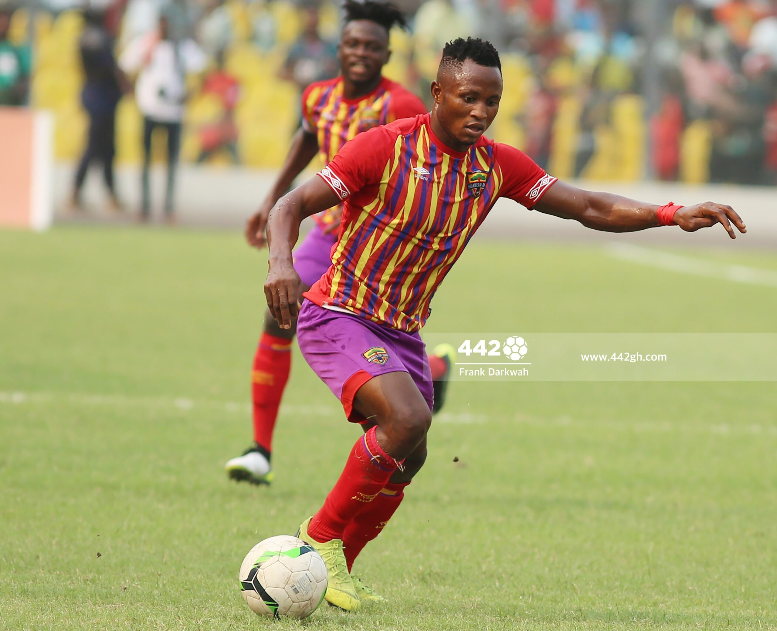 Joseph Esso demands GHC 100,000 to sign Hearts of Oak contract extension –  Ghana Sports Online