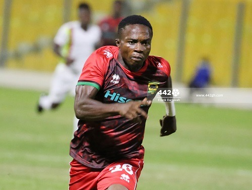 Augustine Okrah is one of the best players in Africa – Mariano Bareto