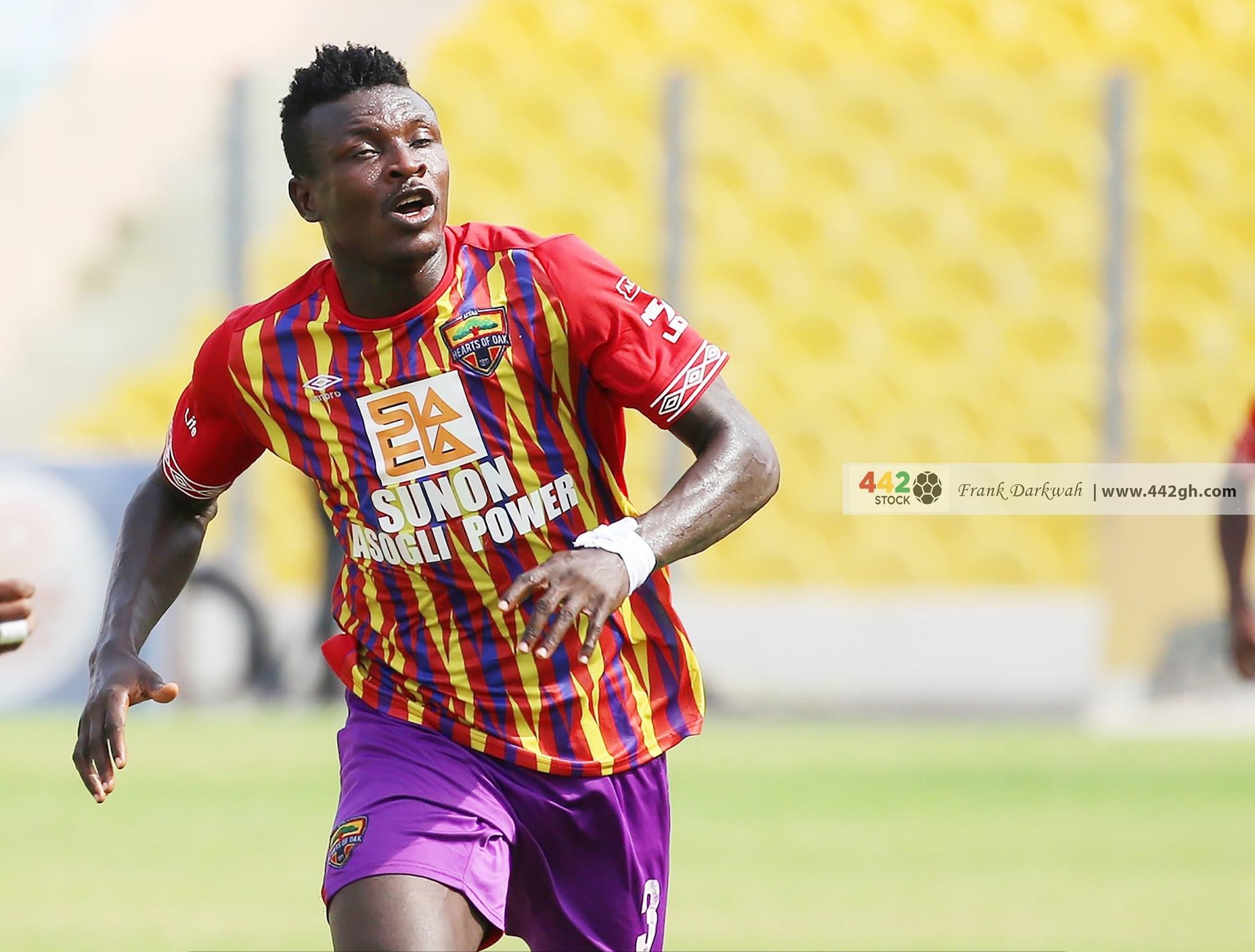 Victor Aidoo reveals worst moment at Hearts of Oak – Ghana Sports Online
